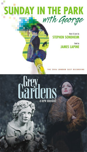Sunday in the Park With George and Grey Gardens