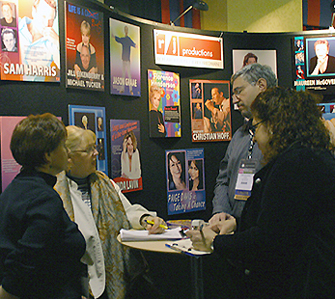 APAP 2007; photo by Michael Portantiere