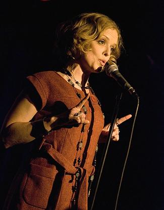 Nancy Anderson; photo by Monica Simoes
