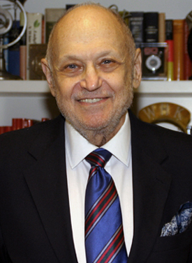 Charles Strouse; photo by Michael Portantiere