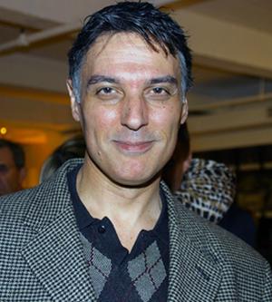 Robert Cuccioli, photo by Michael Portantiere
