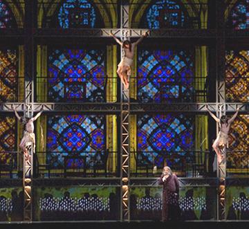 LA DAMNATION DE FAUST, photo by Ken Howard/Metropolitan Opera