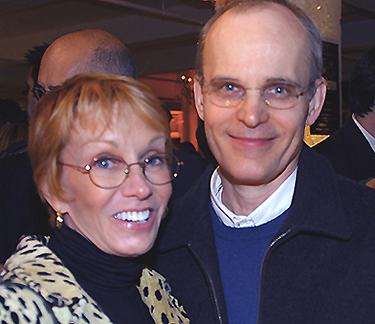 Sandy Duncan and Zeljko Ivanek, Photo by Michael Portantiere