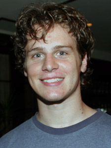 Jonathan Groff, photo by Michael Portantiere