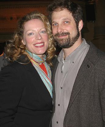 Sherie Rene Scott and Kurt Deutsch