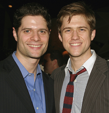 Composer tom kitt and actor aaron tveit both nominated for next to