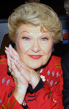 Marilyn Maye; photo by Michael Portantiere