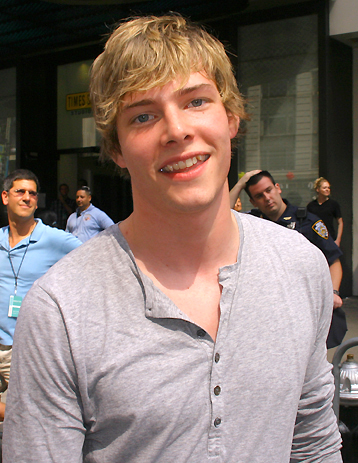 Hunter Parrish Spring Awakening